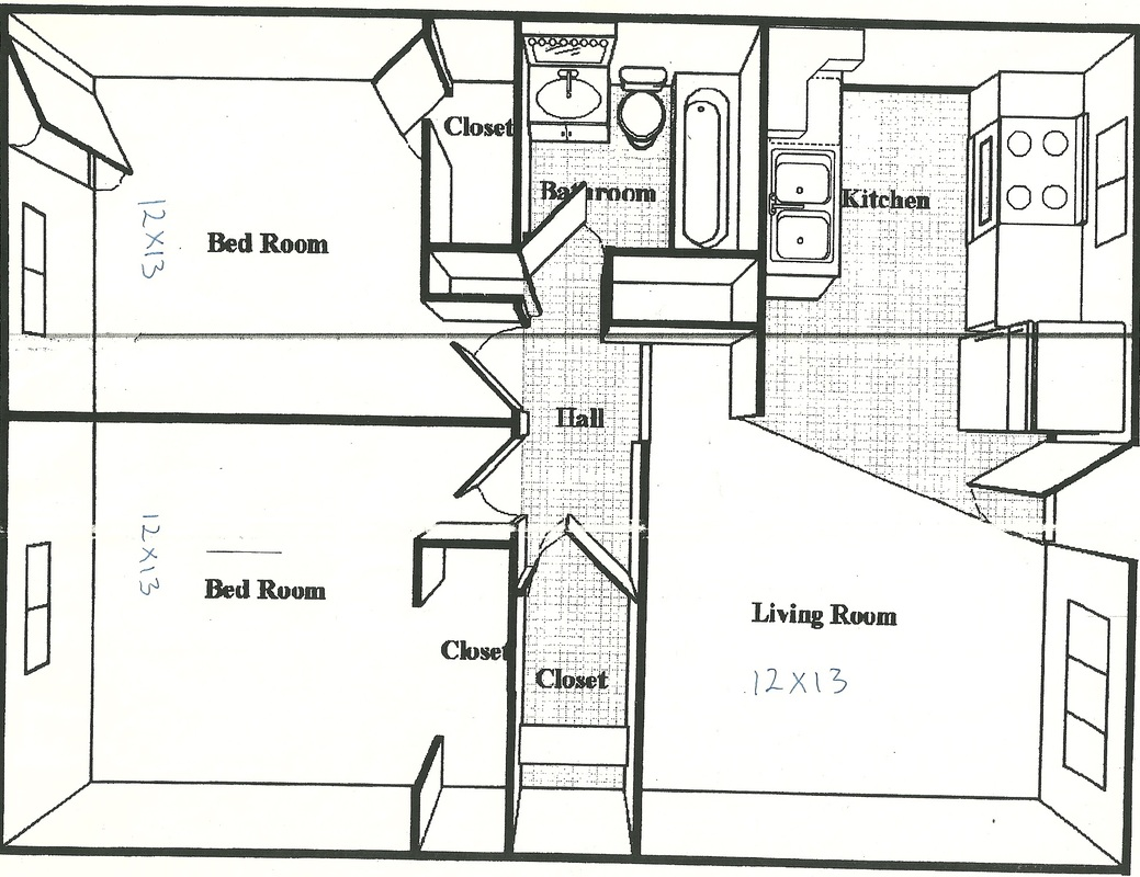 500 square feet floor plan reanimators for Bedroom floor letra